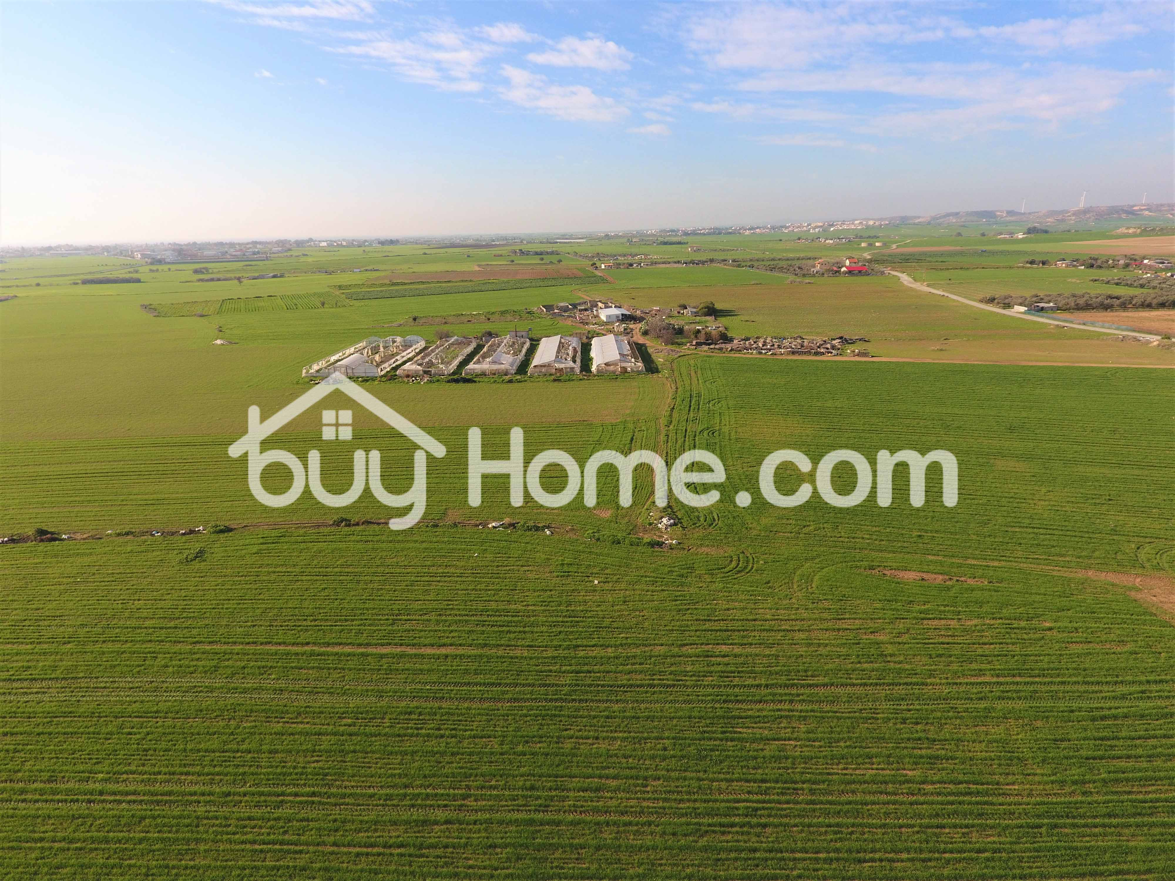 Land Investment Dromolaxia | BuyHome