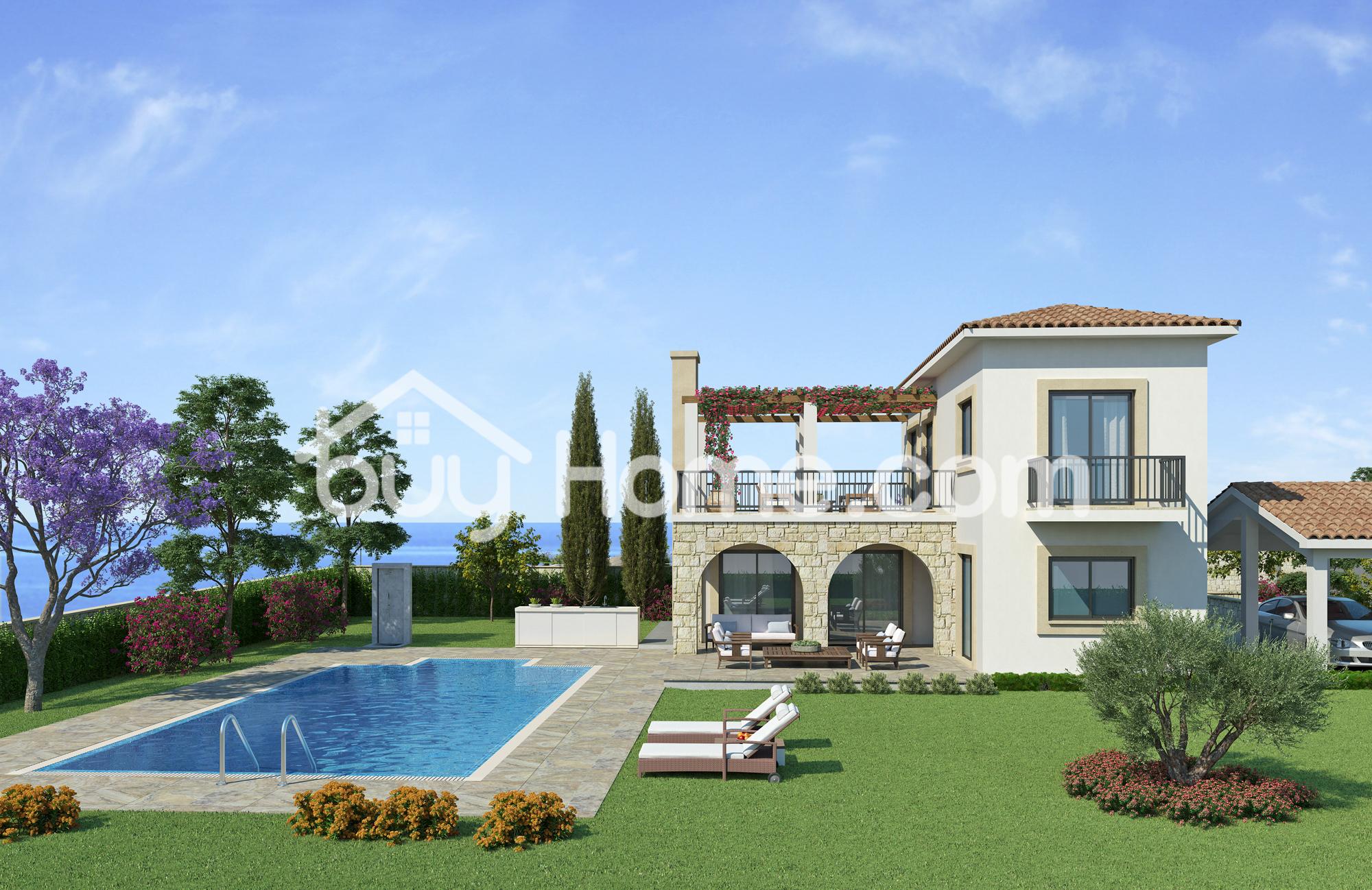 Villas Near Paphos