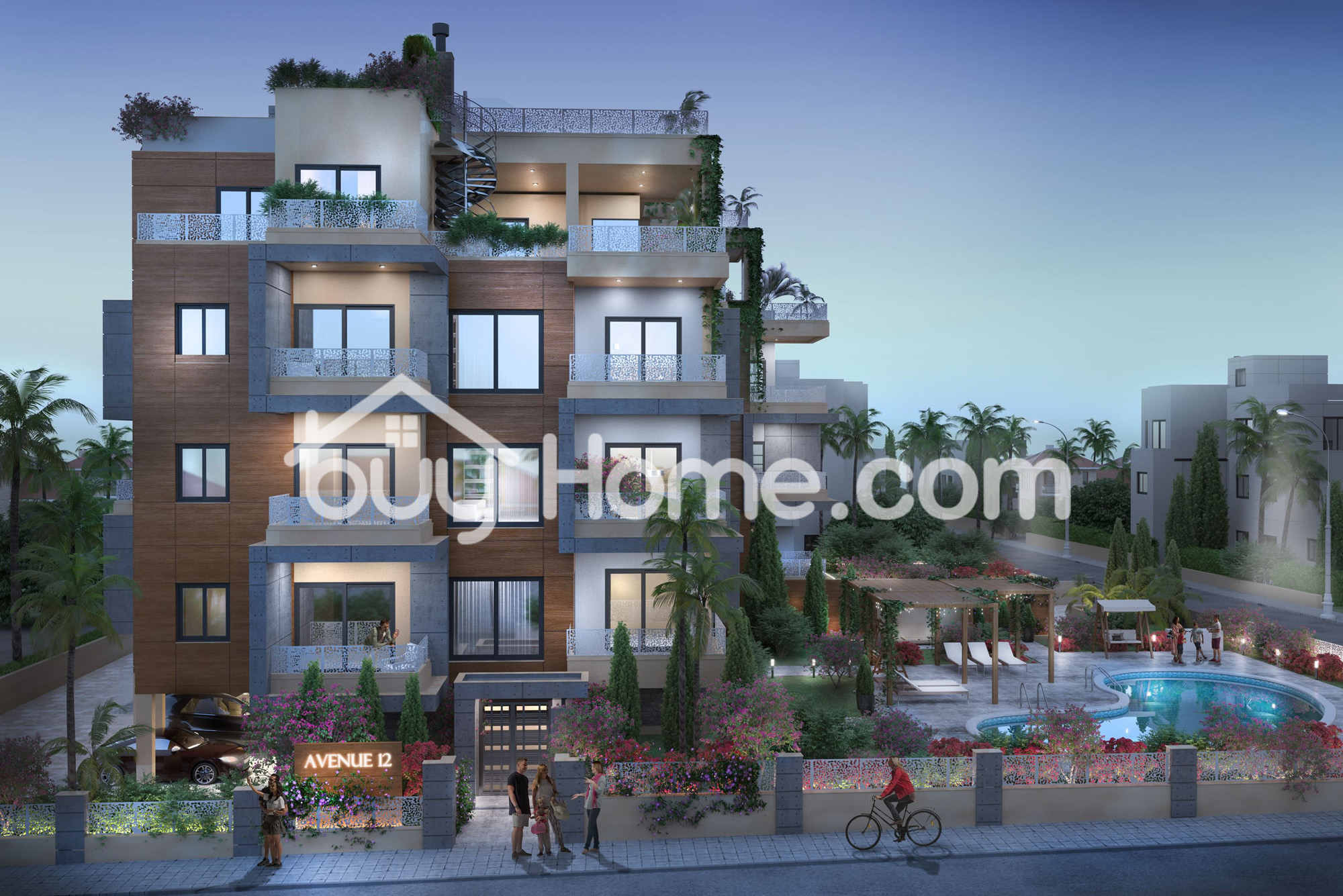 Apartment Near Dasoudi | BuyHome