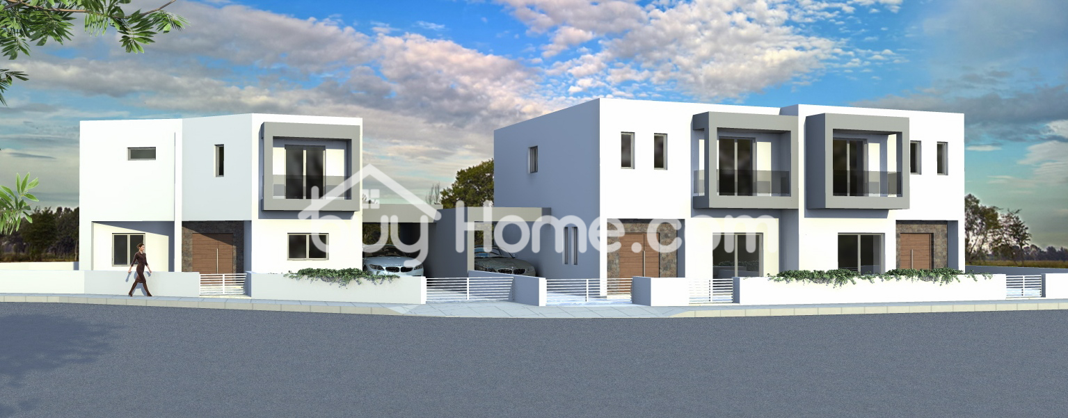 Houses for sale in Fasoula Village | BuyHome