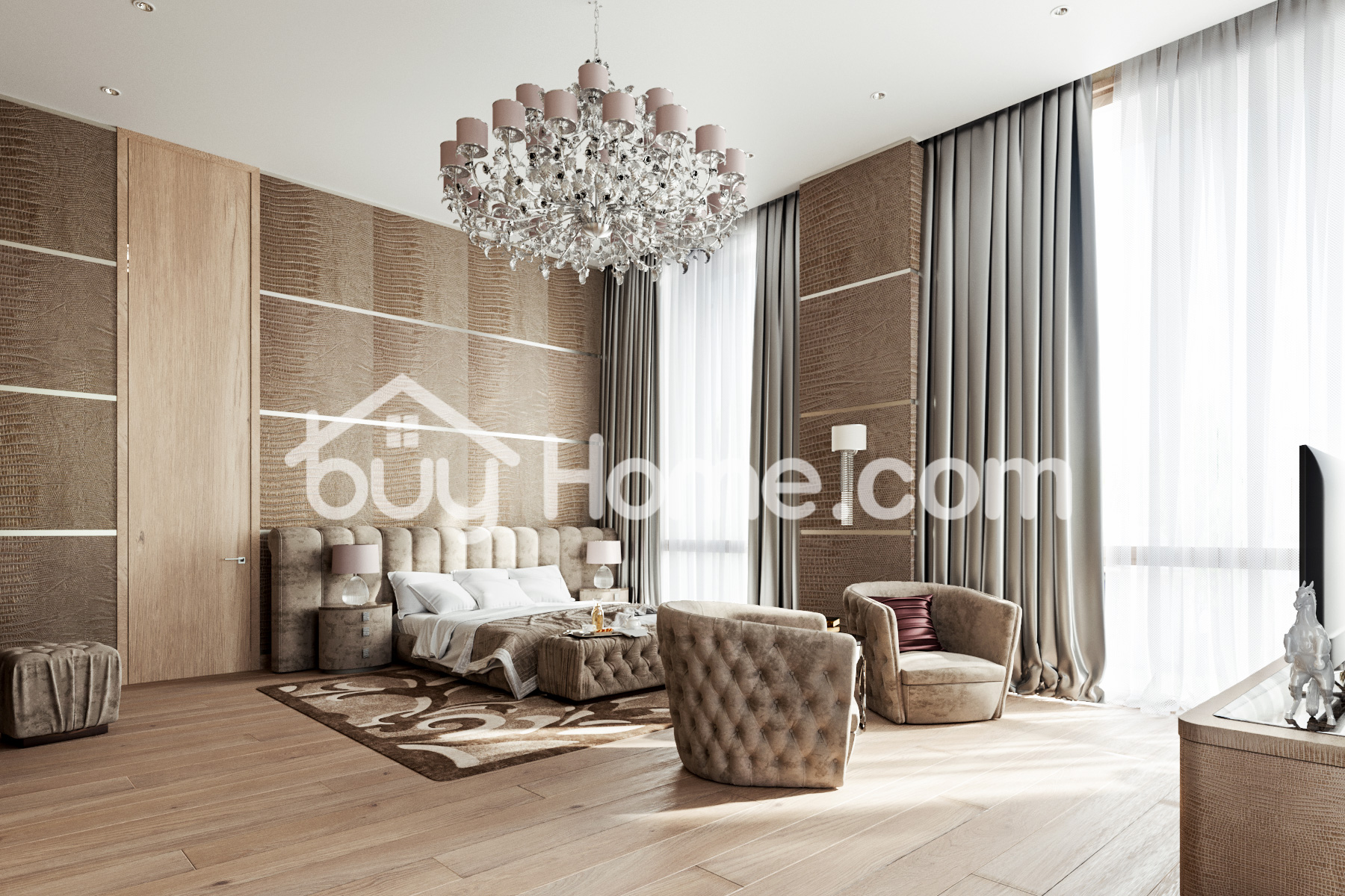 Deluxe Seafront Residencies | BuyHome