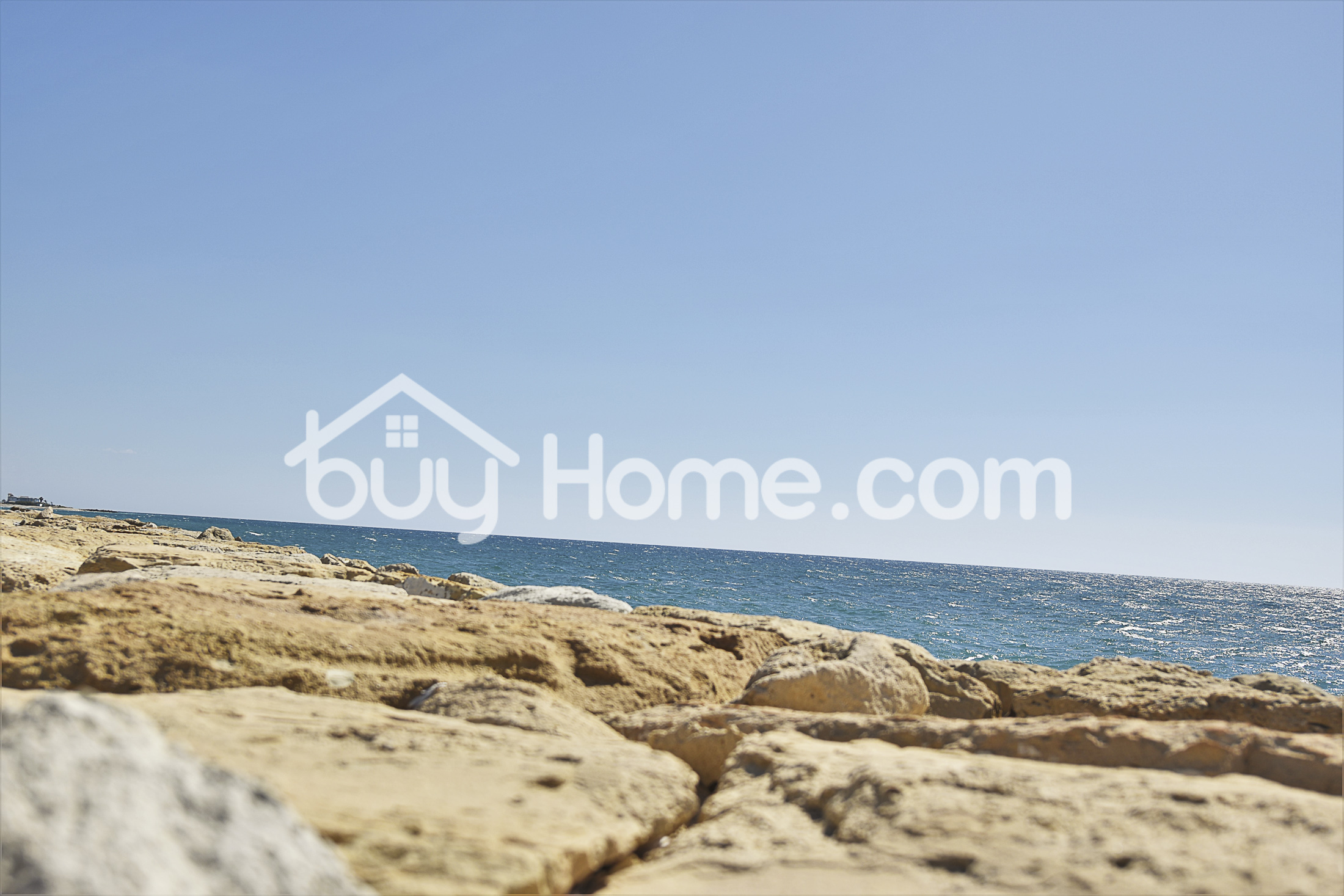 Beach front- 1st line Land | BuyHome