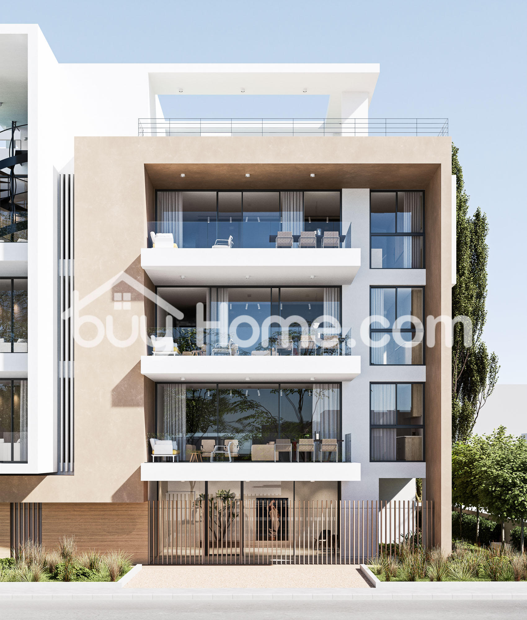 Apartment In Exclusive Germasogia | BuyHome