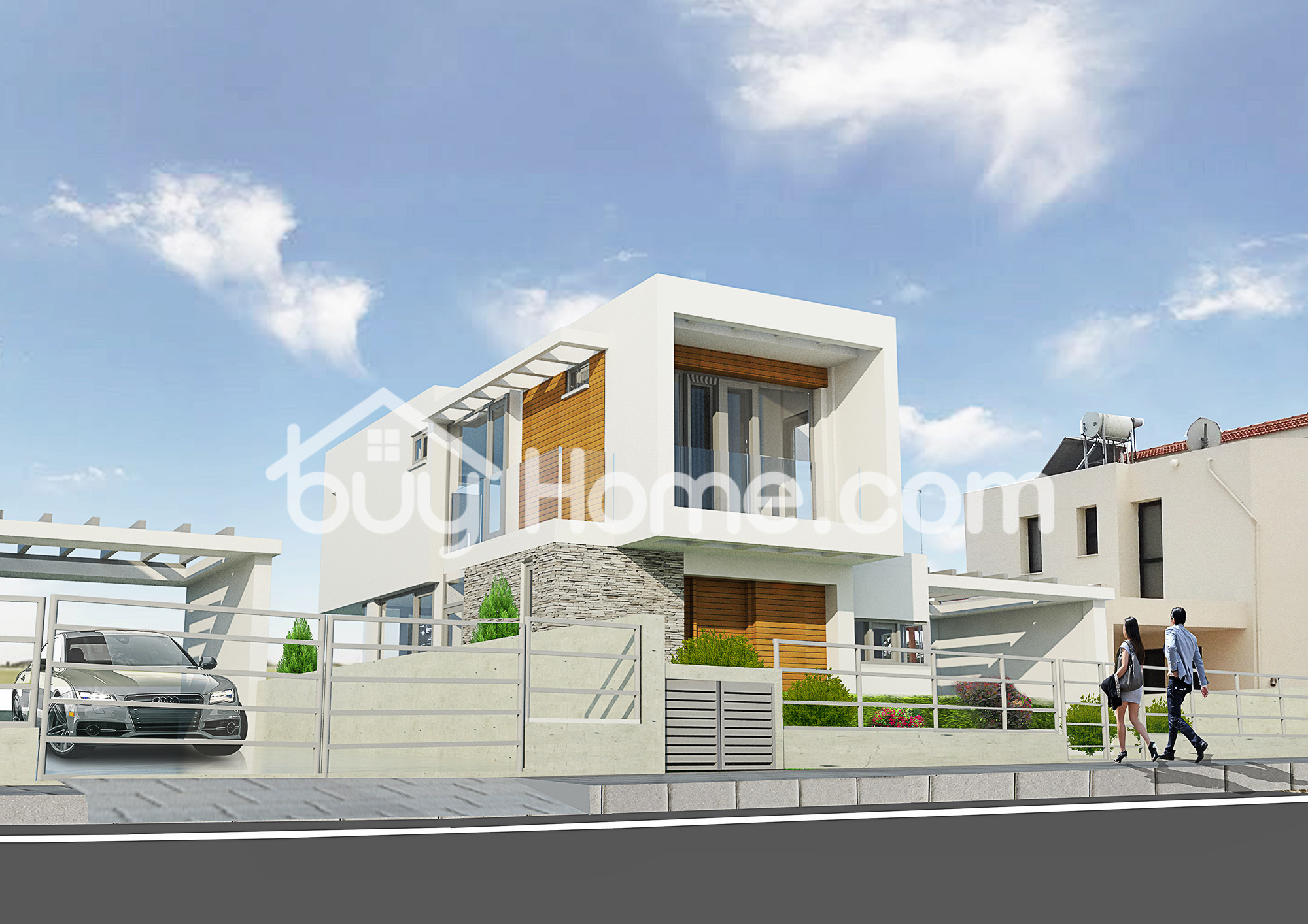 Modern Detached House   BuyHome
