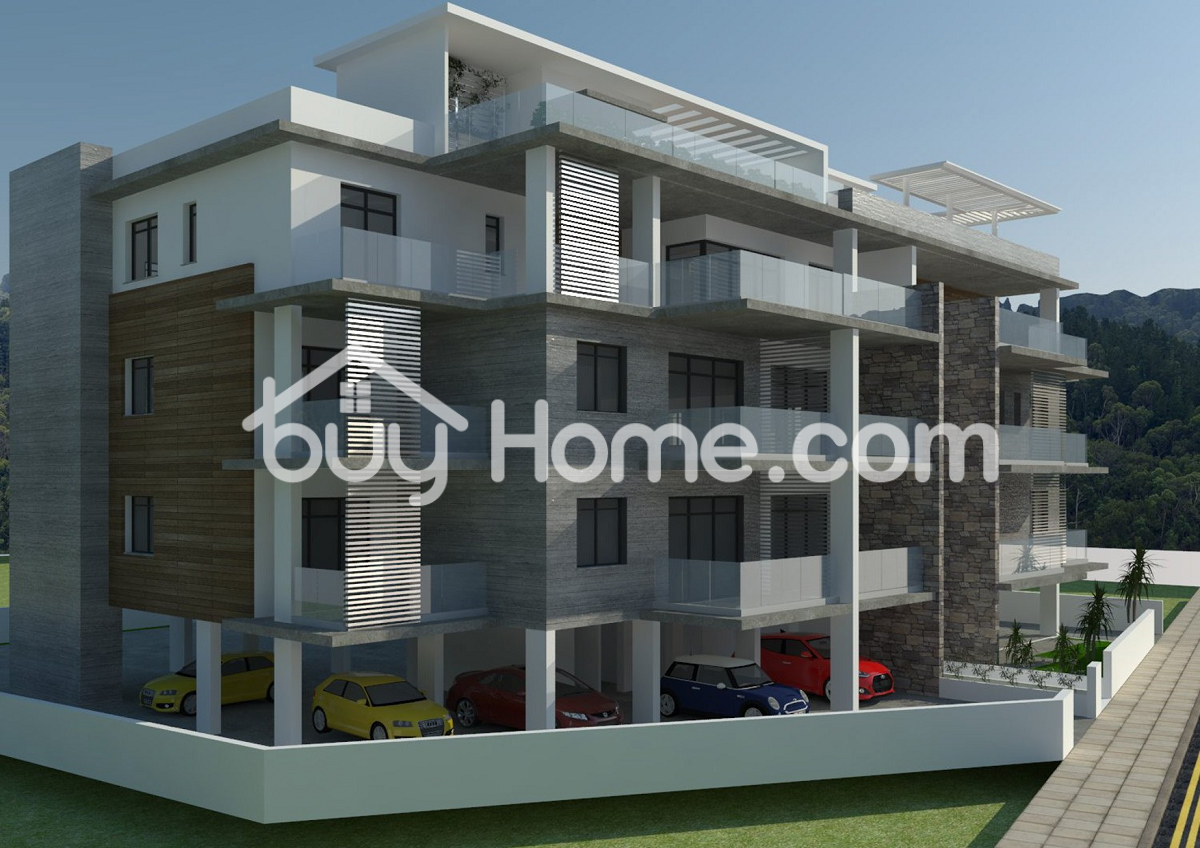 New One Bedroom Apartment in Ag.Fyla | BuyHome