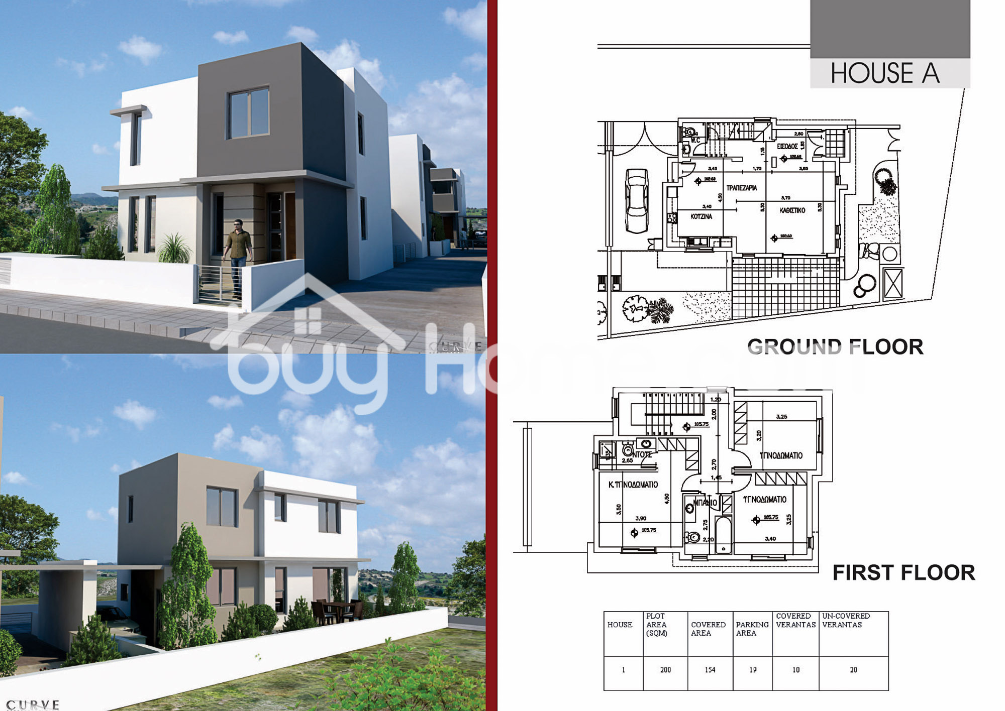 Modern 3 Bedroom Houses | BuyHome
