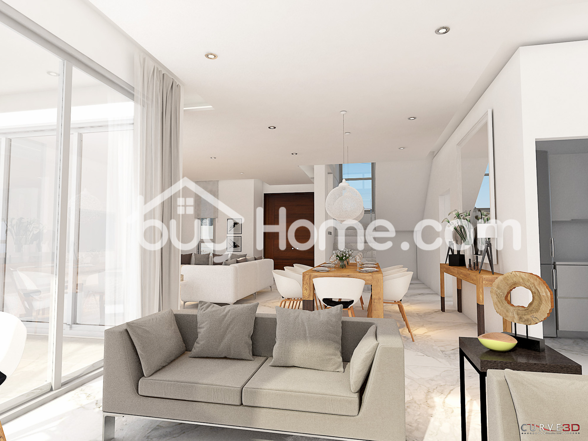 New Beachfront Villas   BuyHome