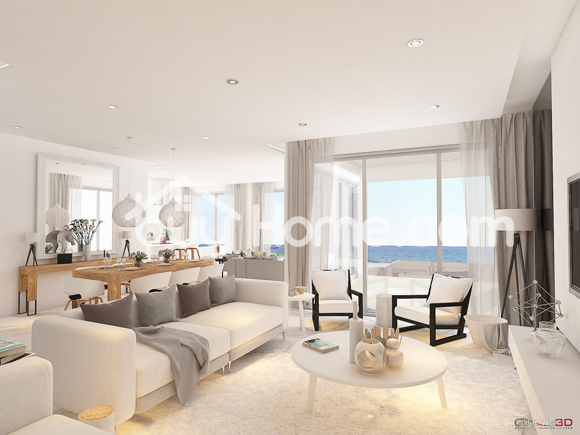 New Beachfront Villas | BuyHome