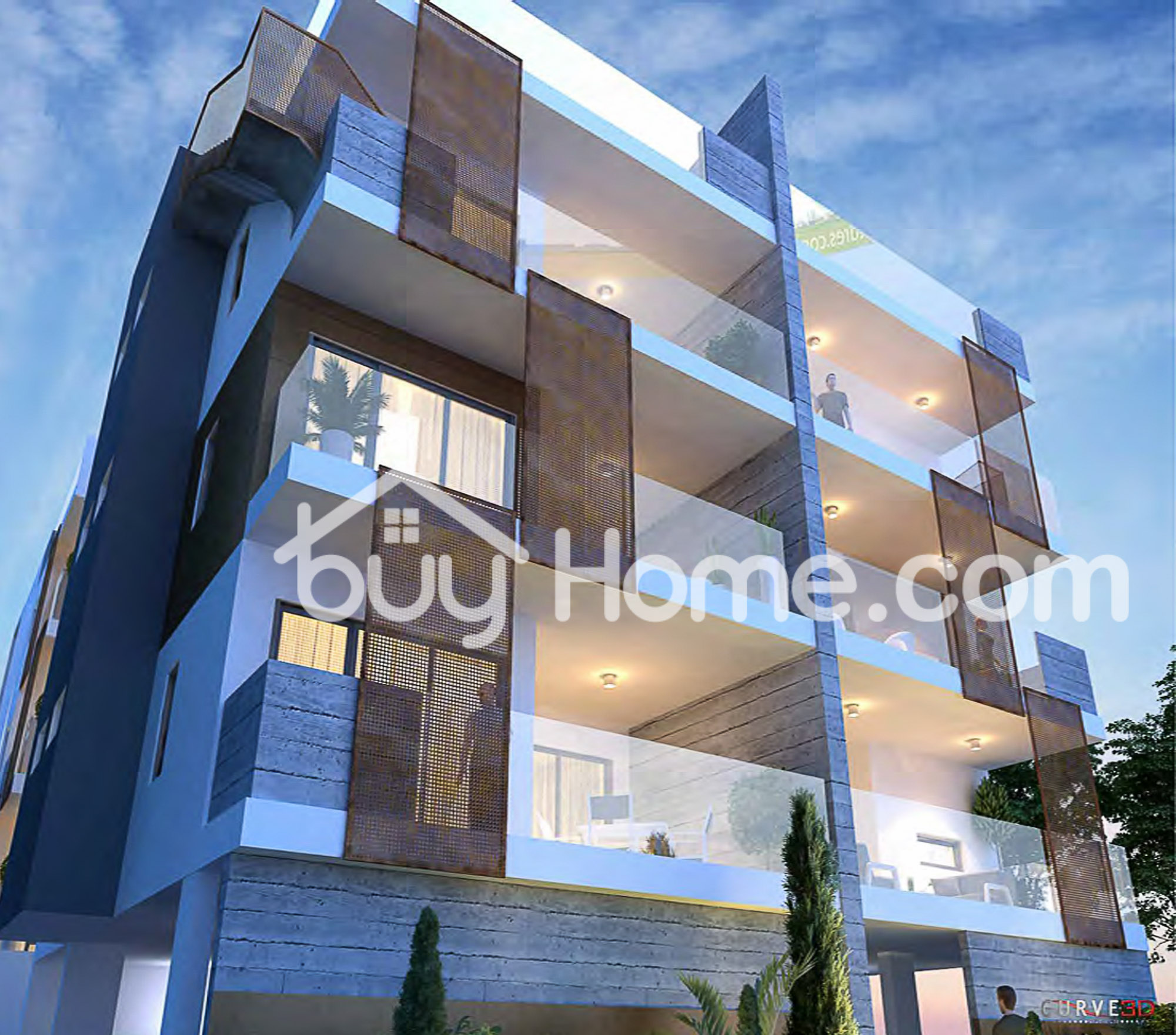 2 Bedroom Luxury Apartments | BuyHome