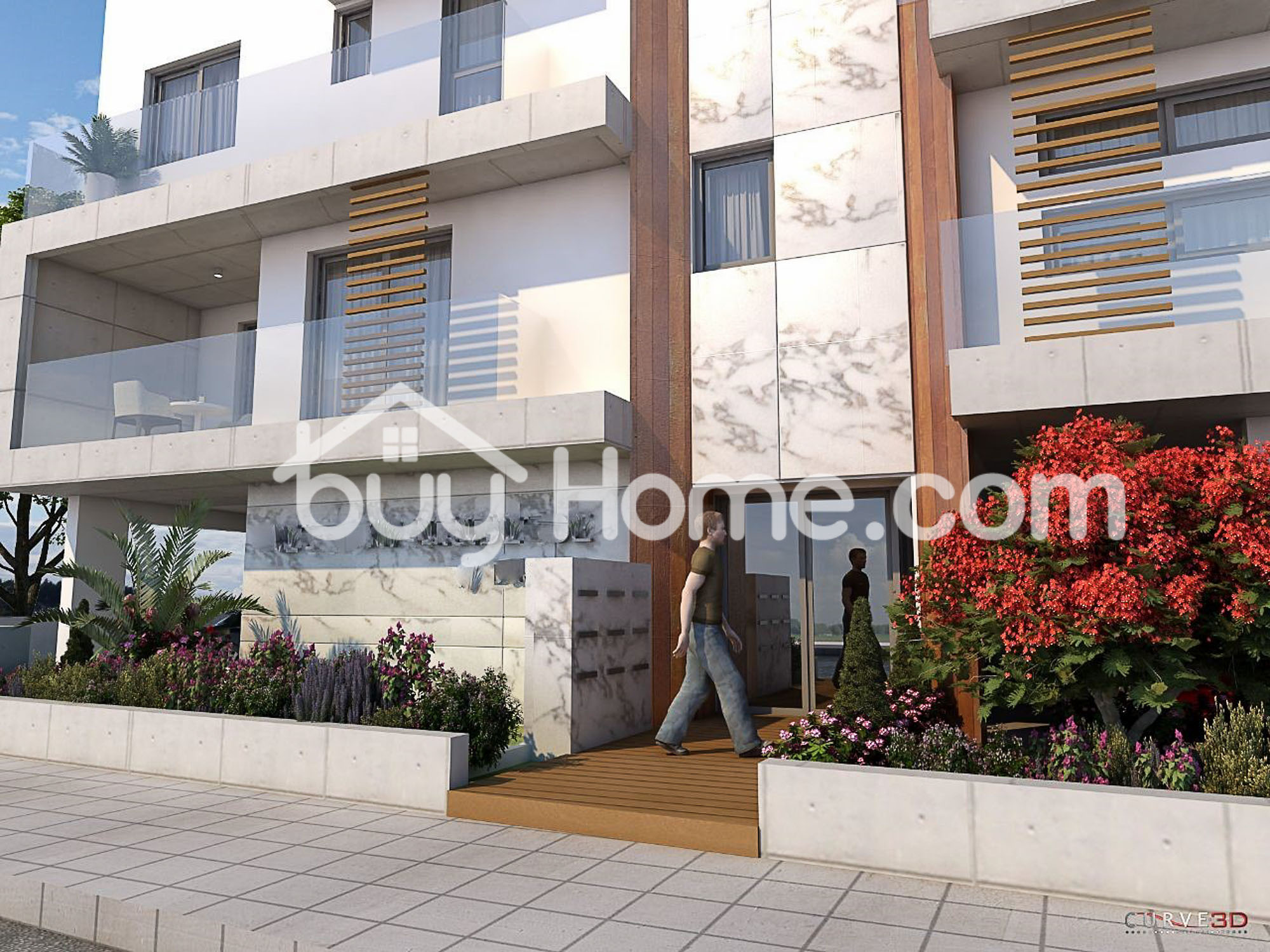 2 Bedroom Modern Apartments | BuyHome