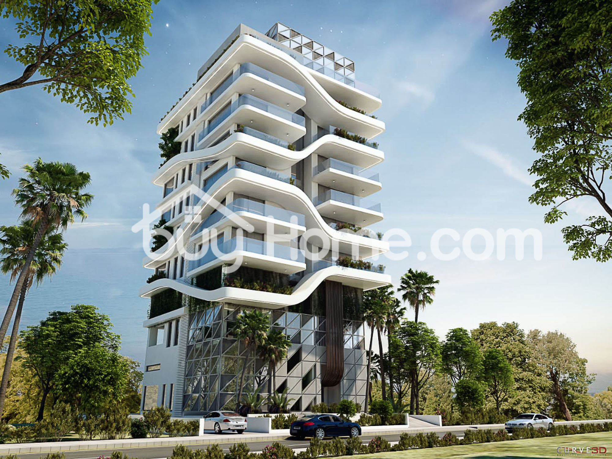 2 Bed Ultra Modern Apartments | BuyHome