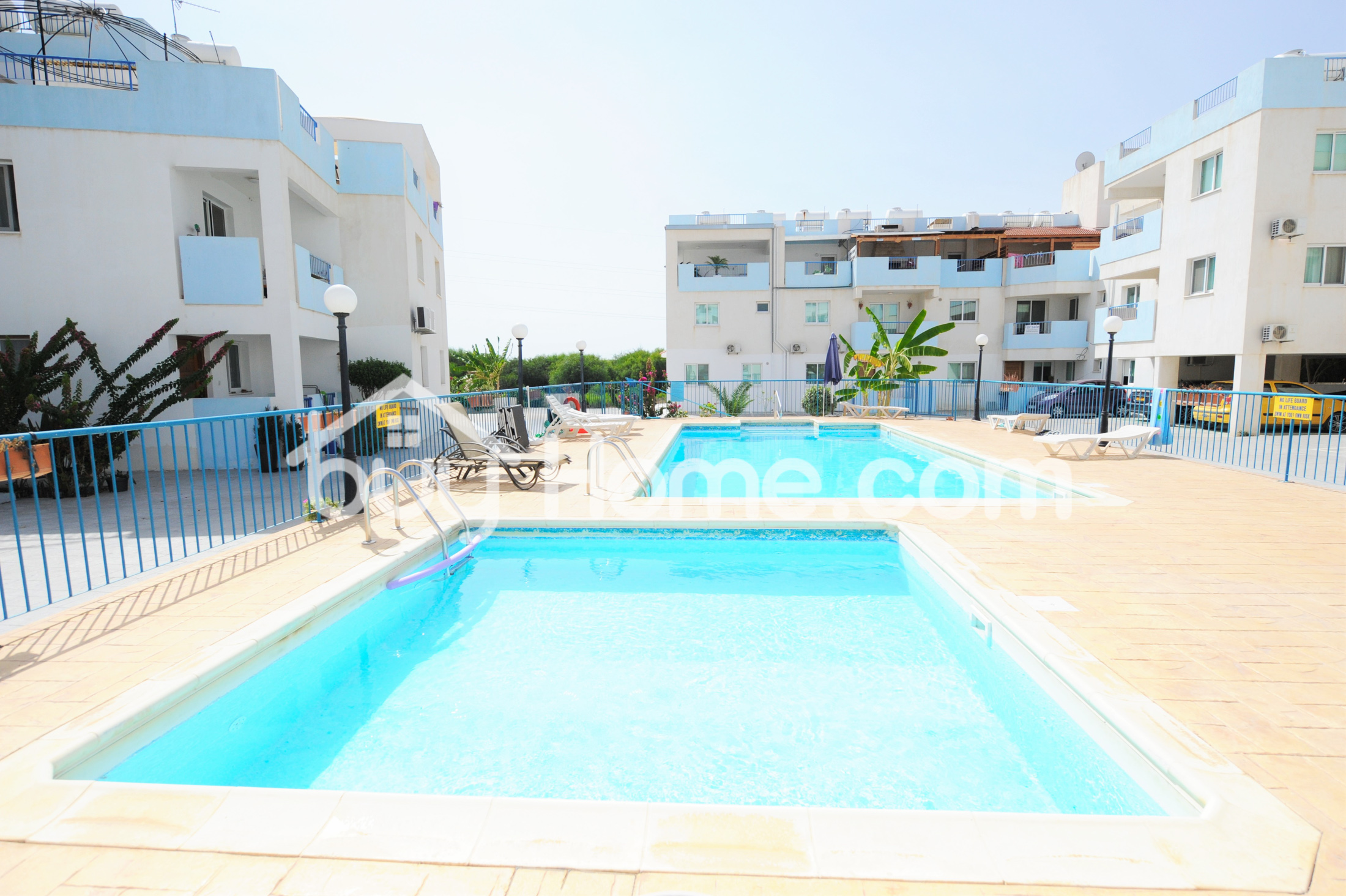 1 Bedroom Apartment Complex With A Pool | BuyHome