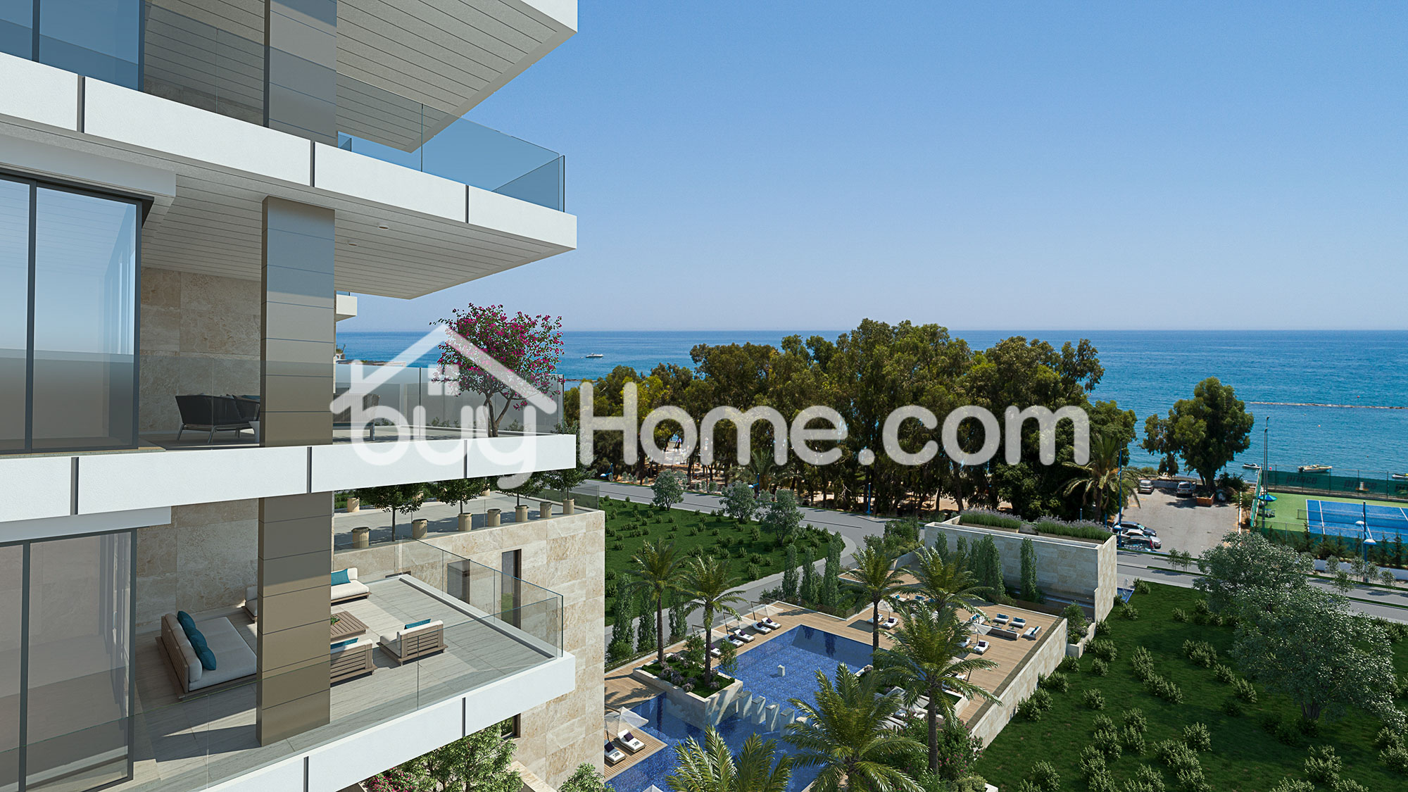 Exquisite Residencies Near The Beach | BuyHome