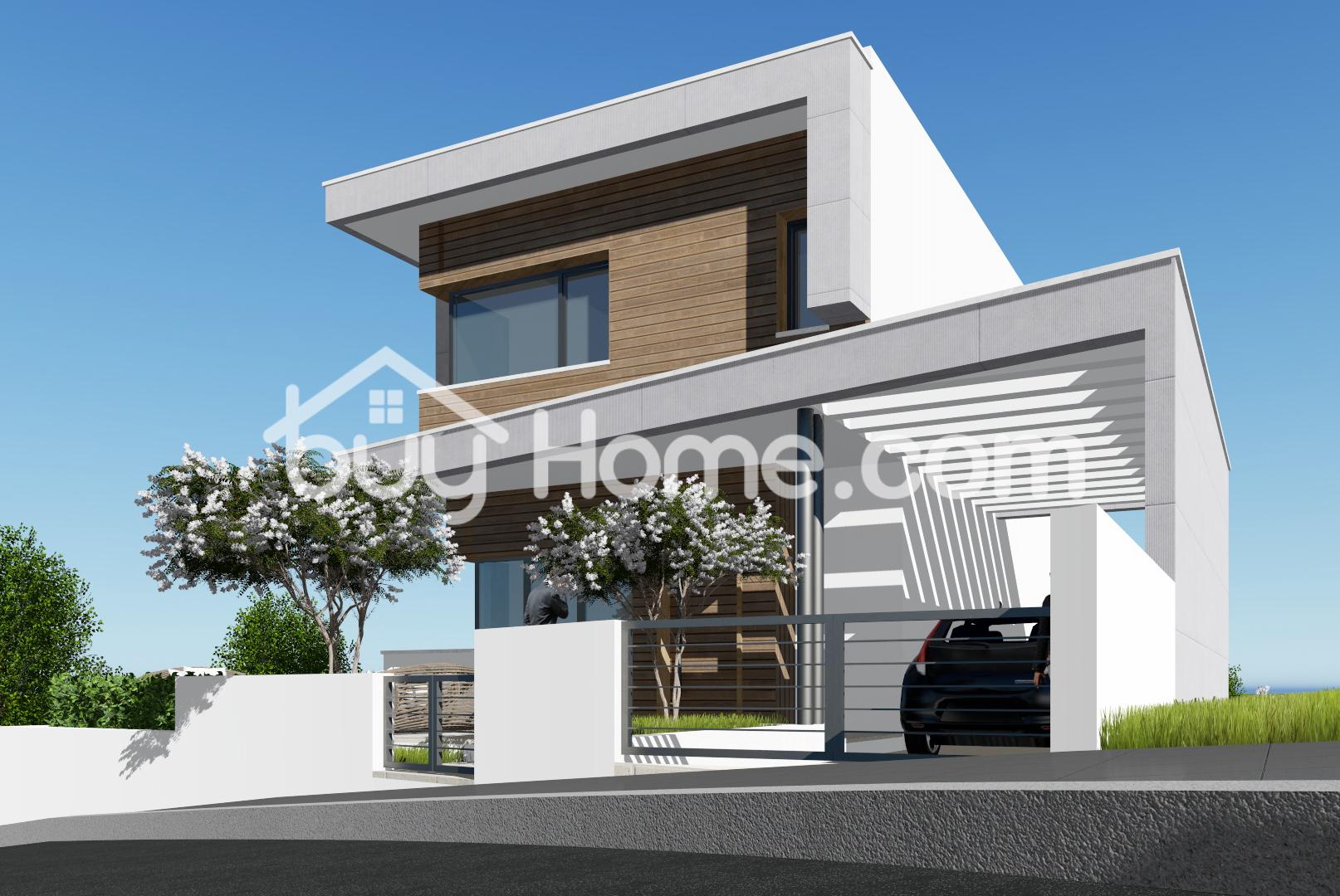 New Villa in Germasogia | BuyHome