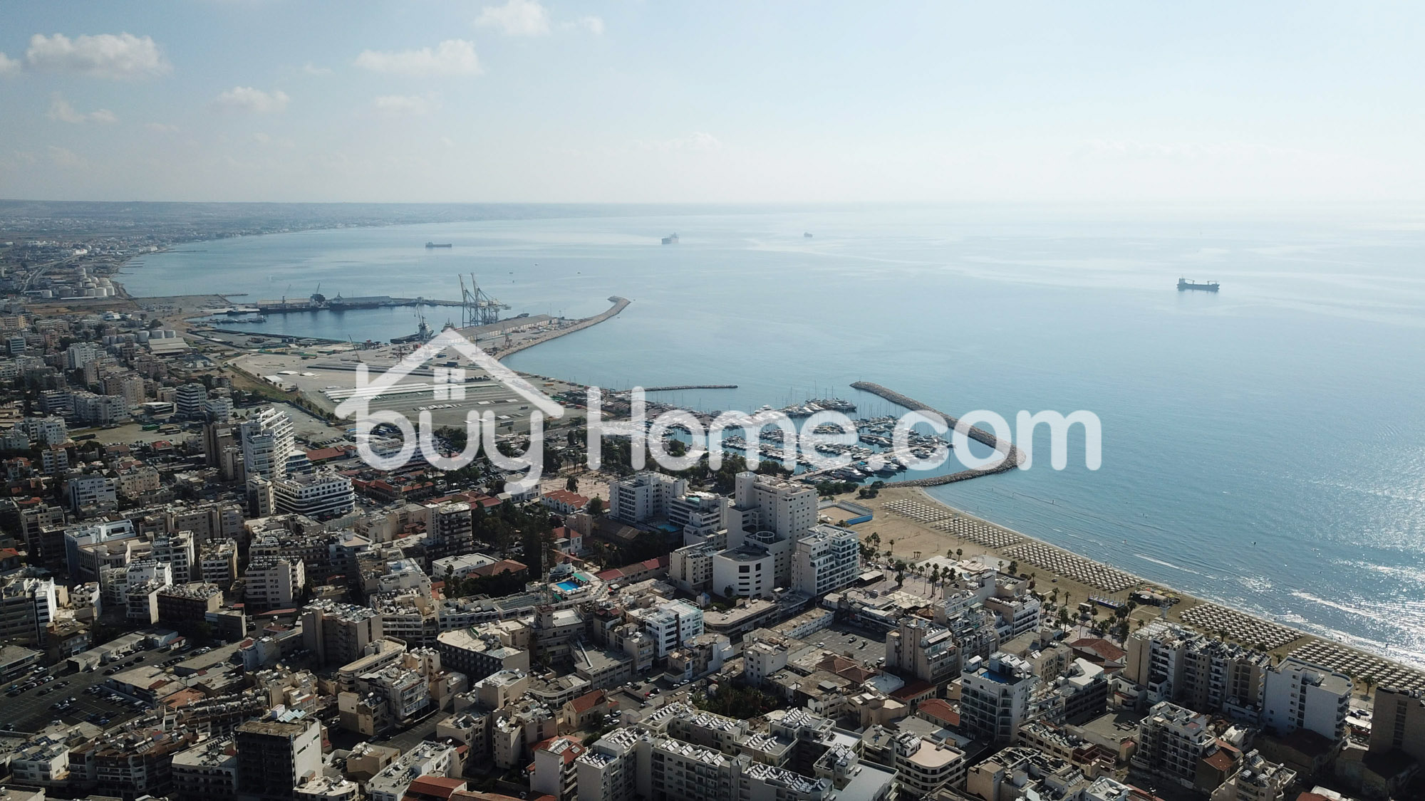 Center Of Larnaka Plot | BuyHome