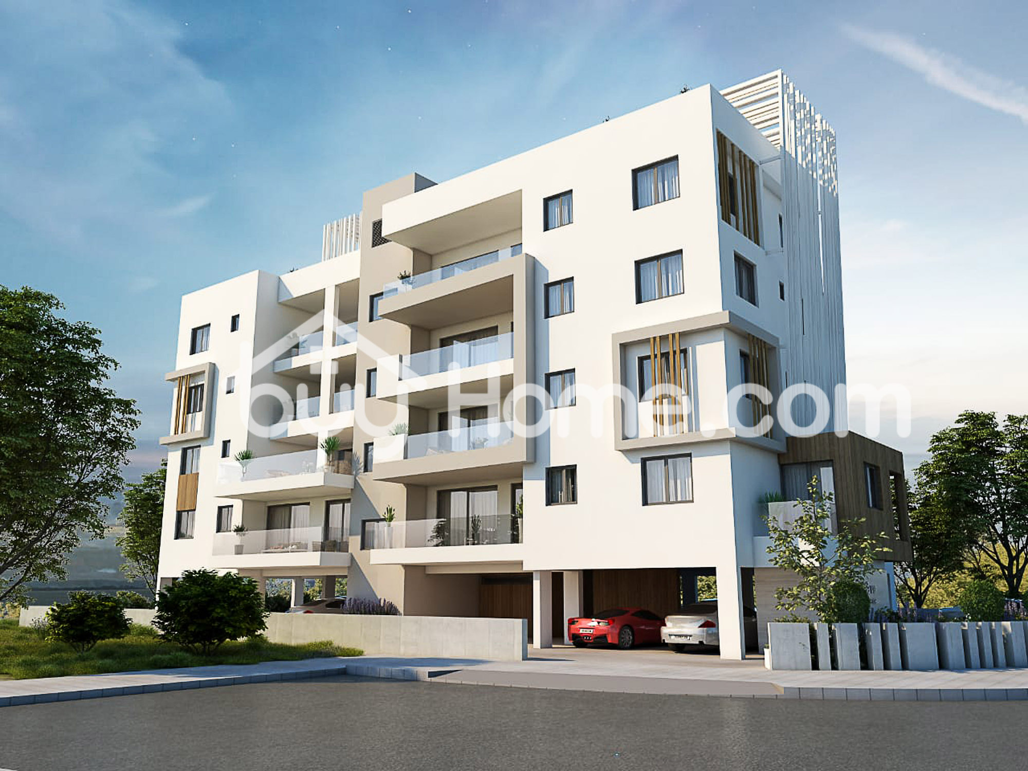 1 Bedroom Modern Apartments | BuyHome