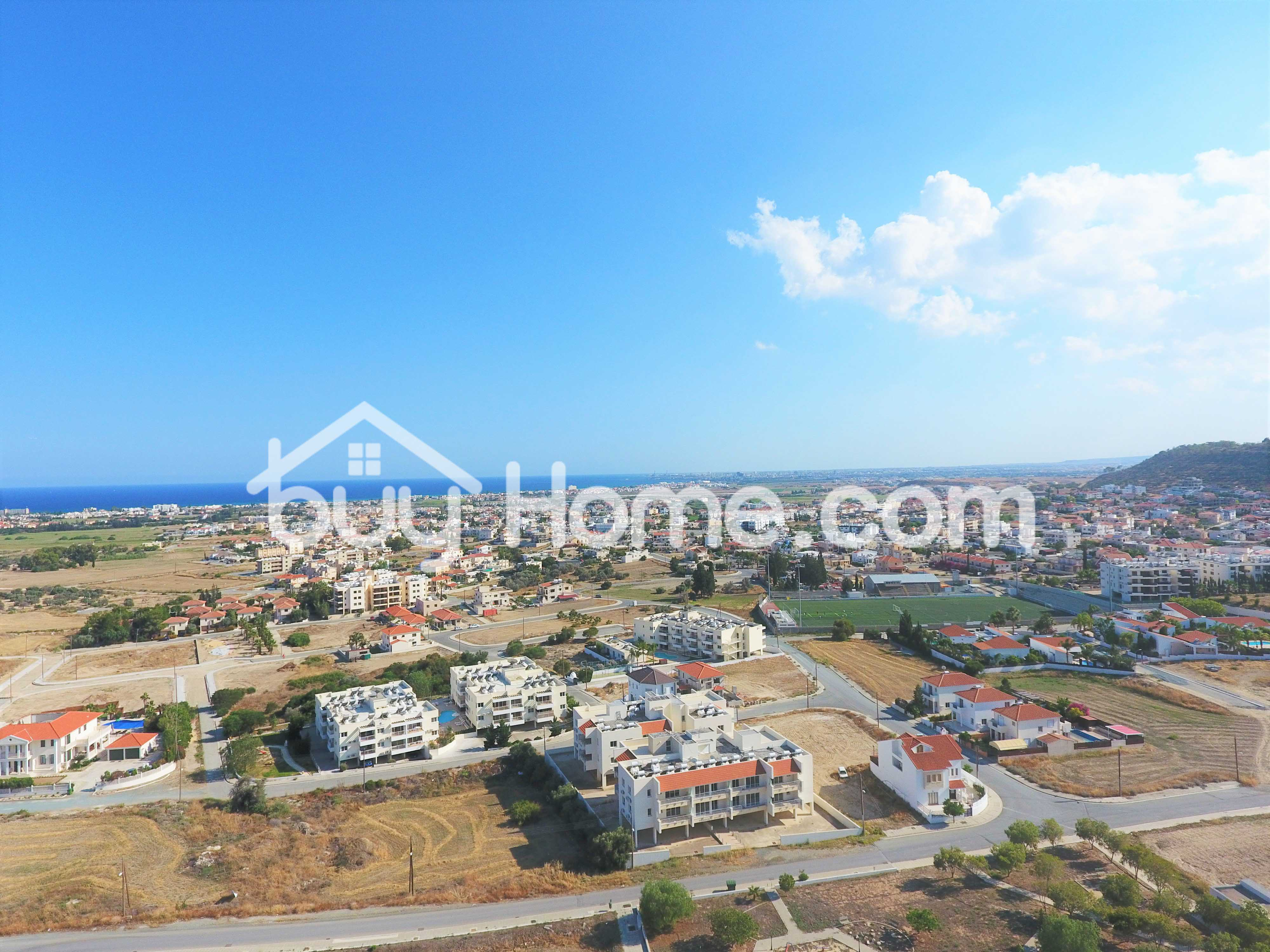 Oroklini residential Plot   BuyHome