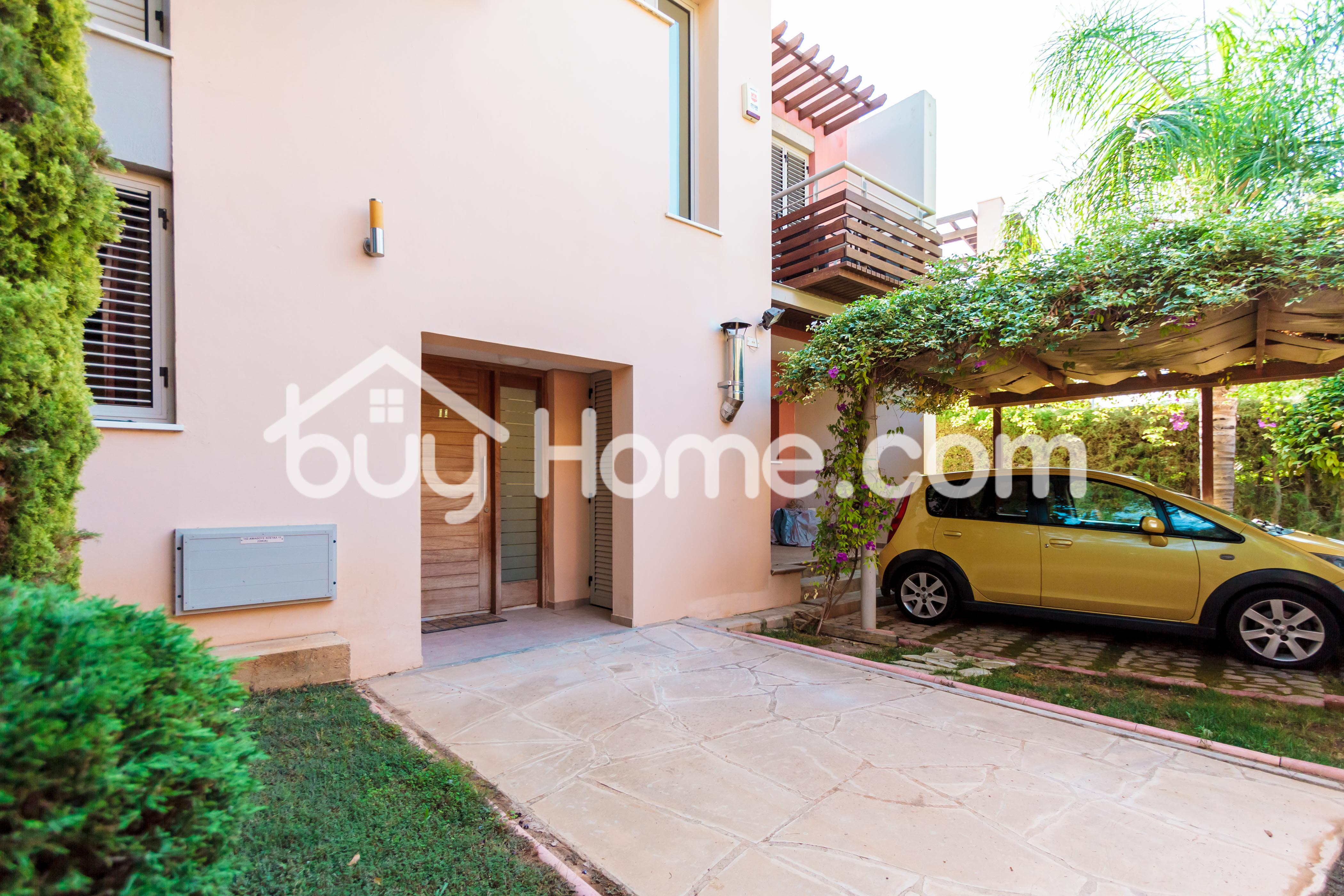 Family three bedroom villa   BuyHome