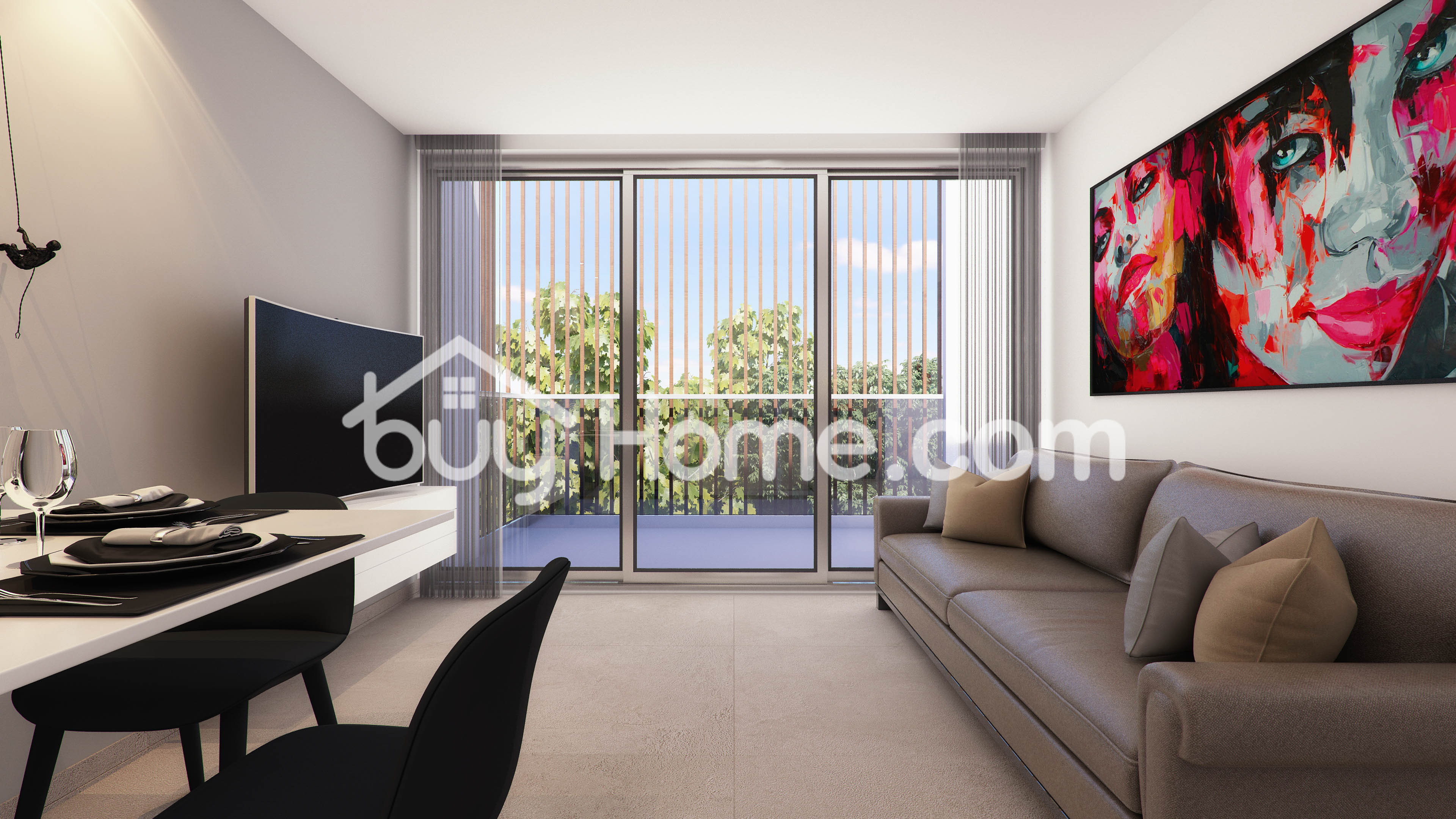 Luxury 1 BDR Apartment | BuyHome
