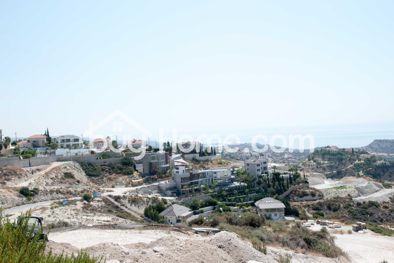 Sea View Plot Agios Tychonas   BuyHome