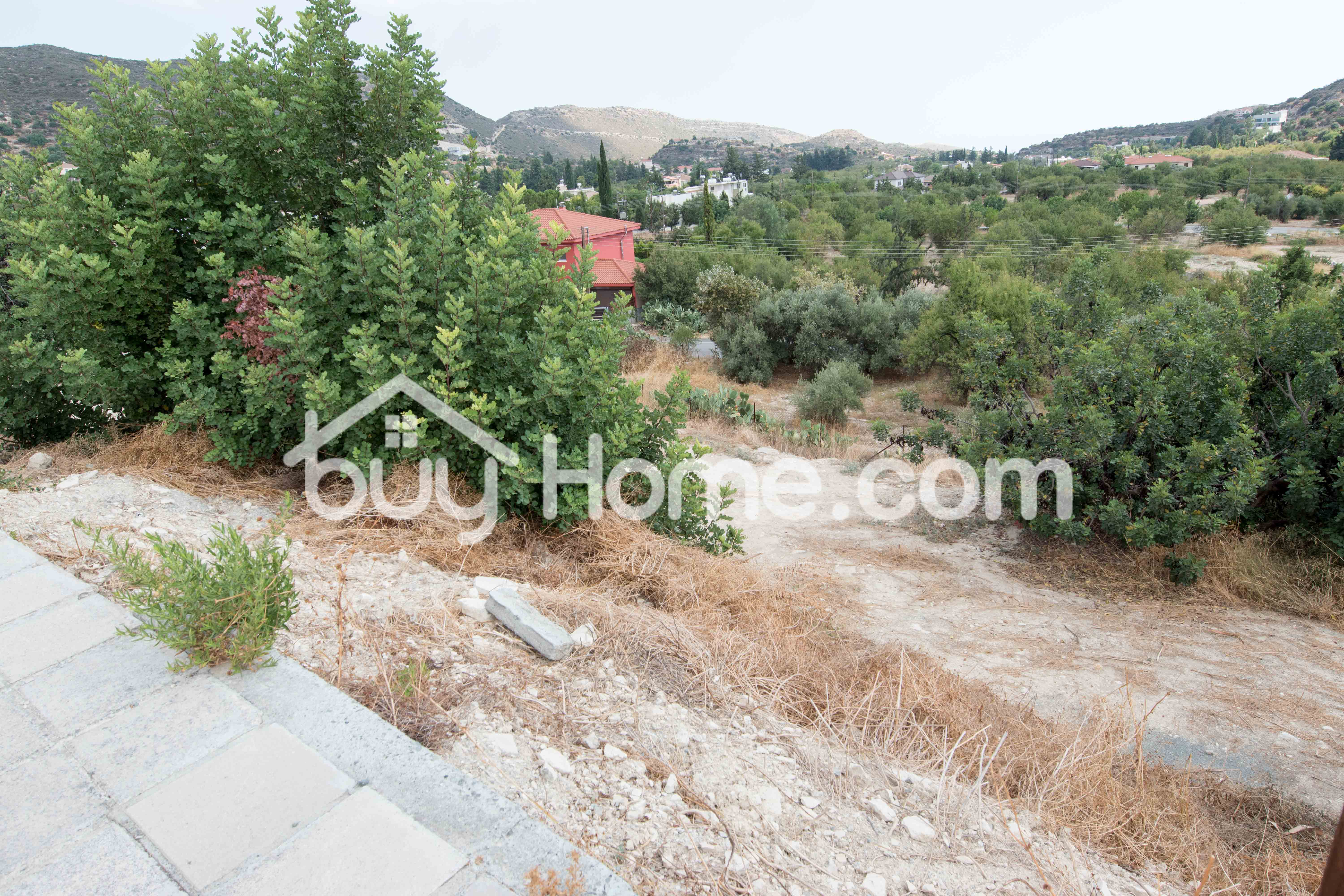 Small Plot In Fasoula | BuyHome