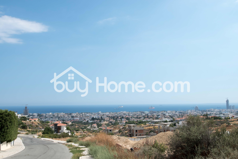 Sea View Plot Paniotis | BuyHome