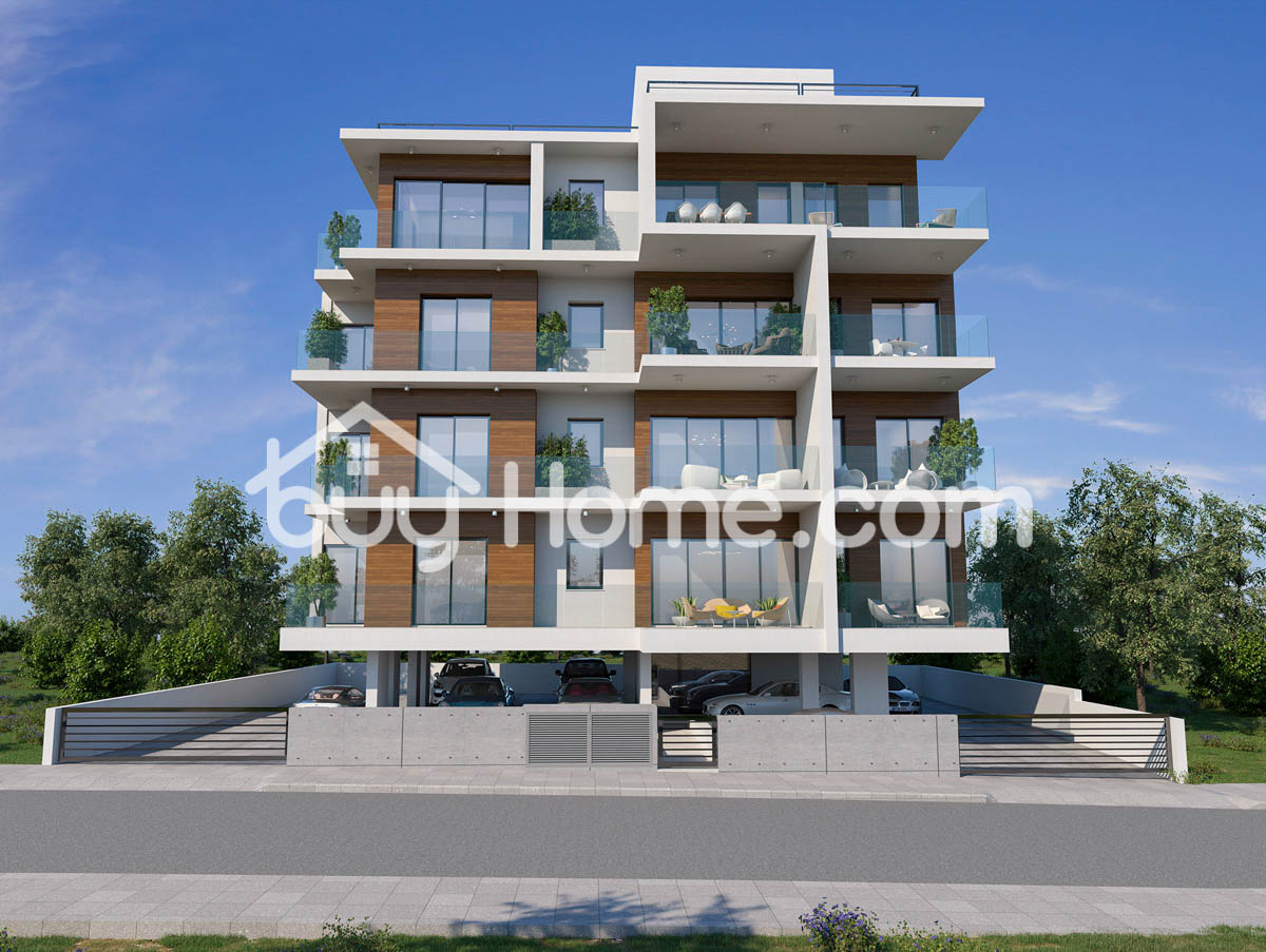 Modern Apartment Complex | BuyHome
