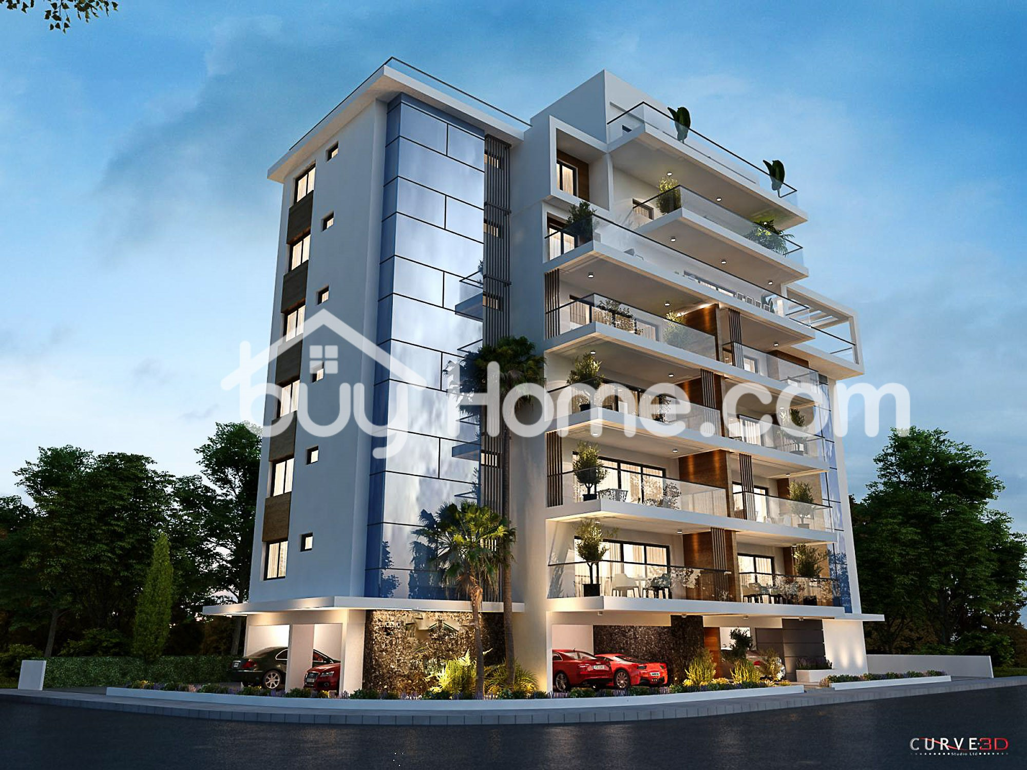 New 1 Bed Modern Apartments   BuyHome