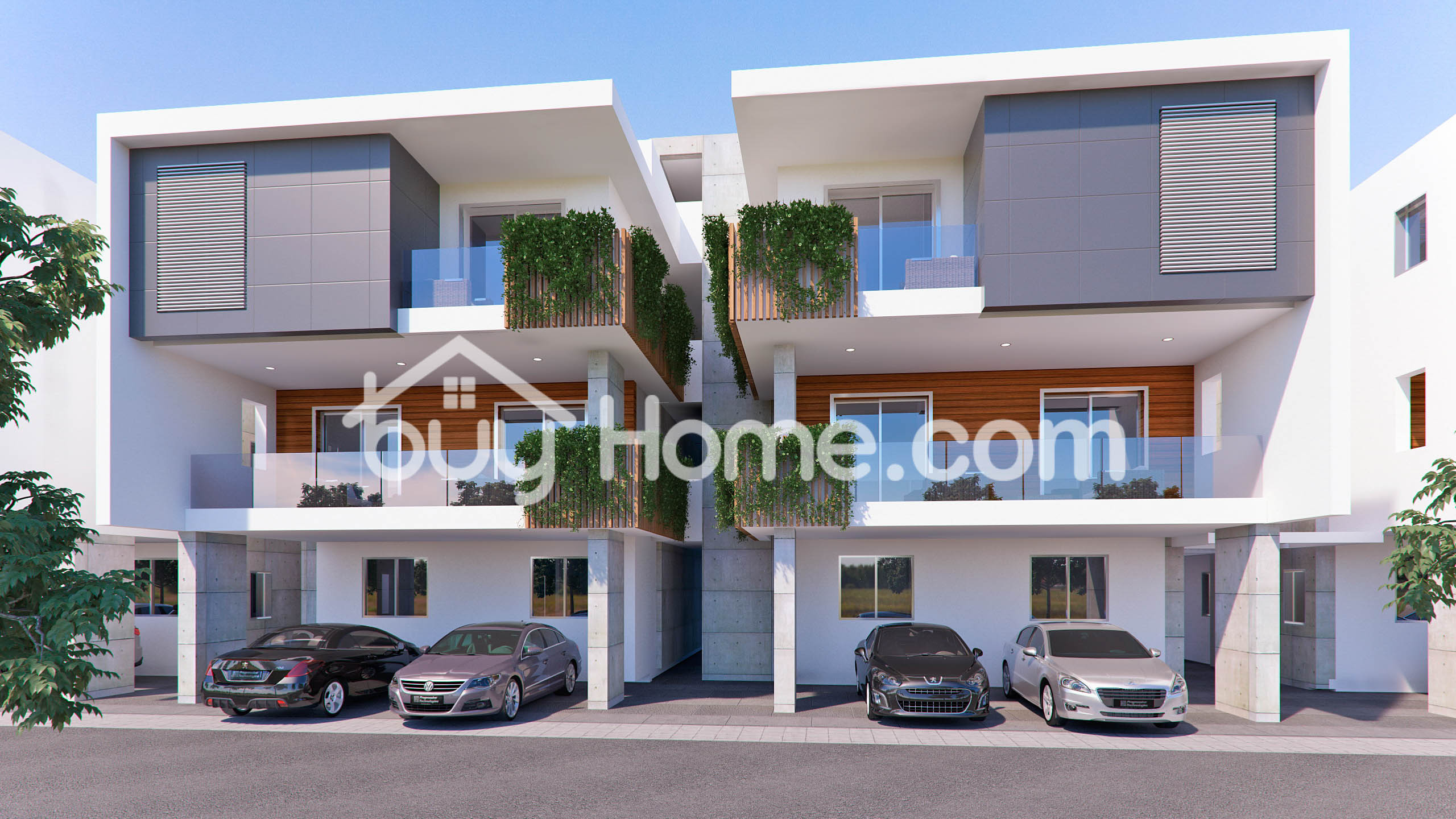 Modern 2&3 BDR Apartments | BuyHome