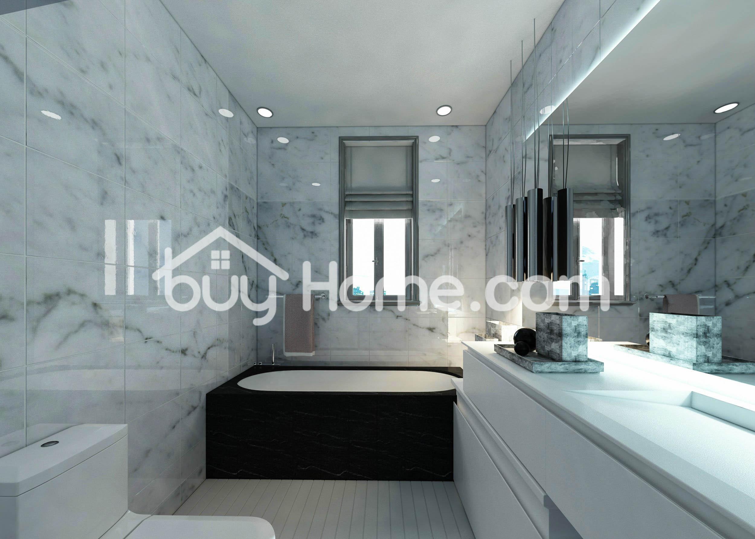 Contemporary 3 BDR Apartment | BuyHome