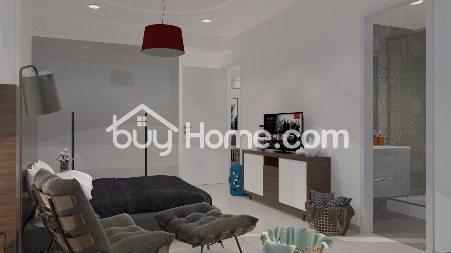 Modern 1 BDR Apartment | BuyHome