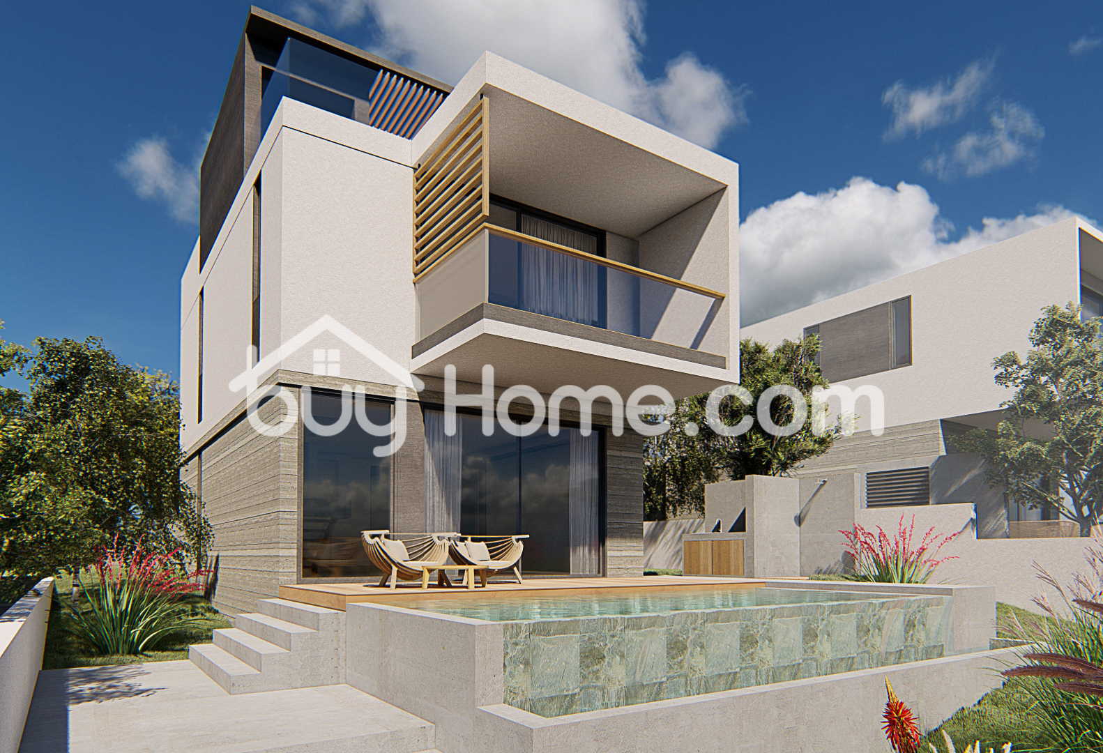 Villa In Agios Athanasios | BuyHome