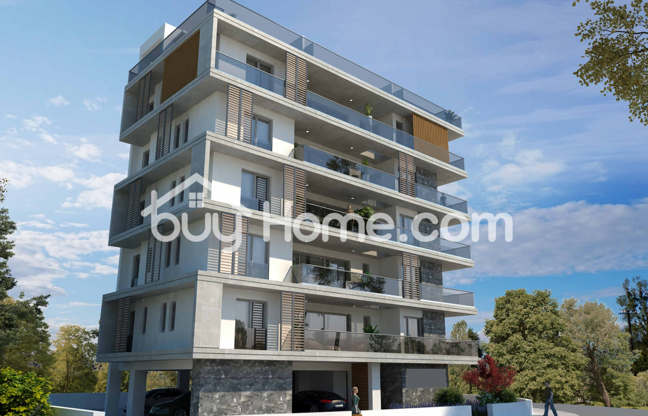 2 Bed Brand New Apartment | BuyHome