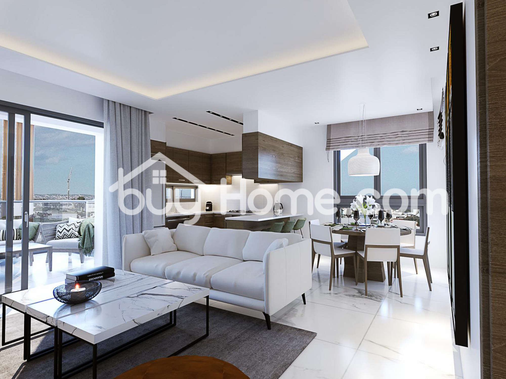 2 Bedroom  New Modern Apartments   BuyHome