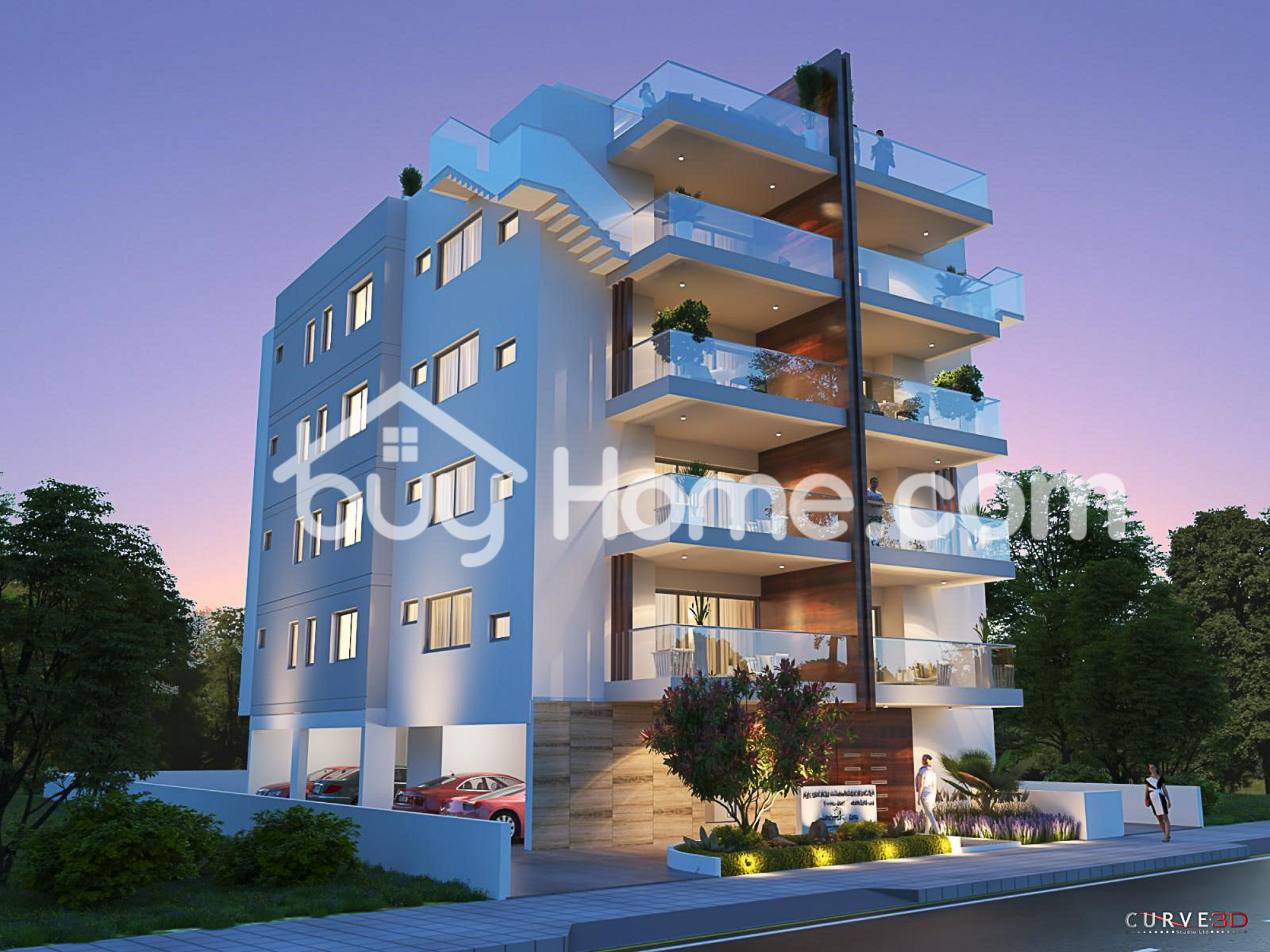 New Modern 3 Bedroom Apartment | BuyHome