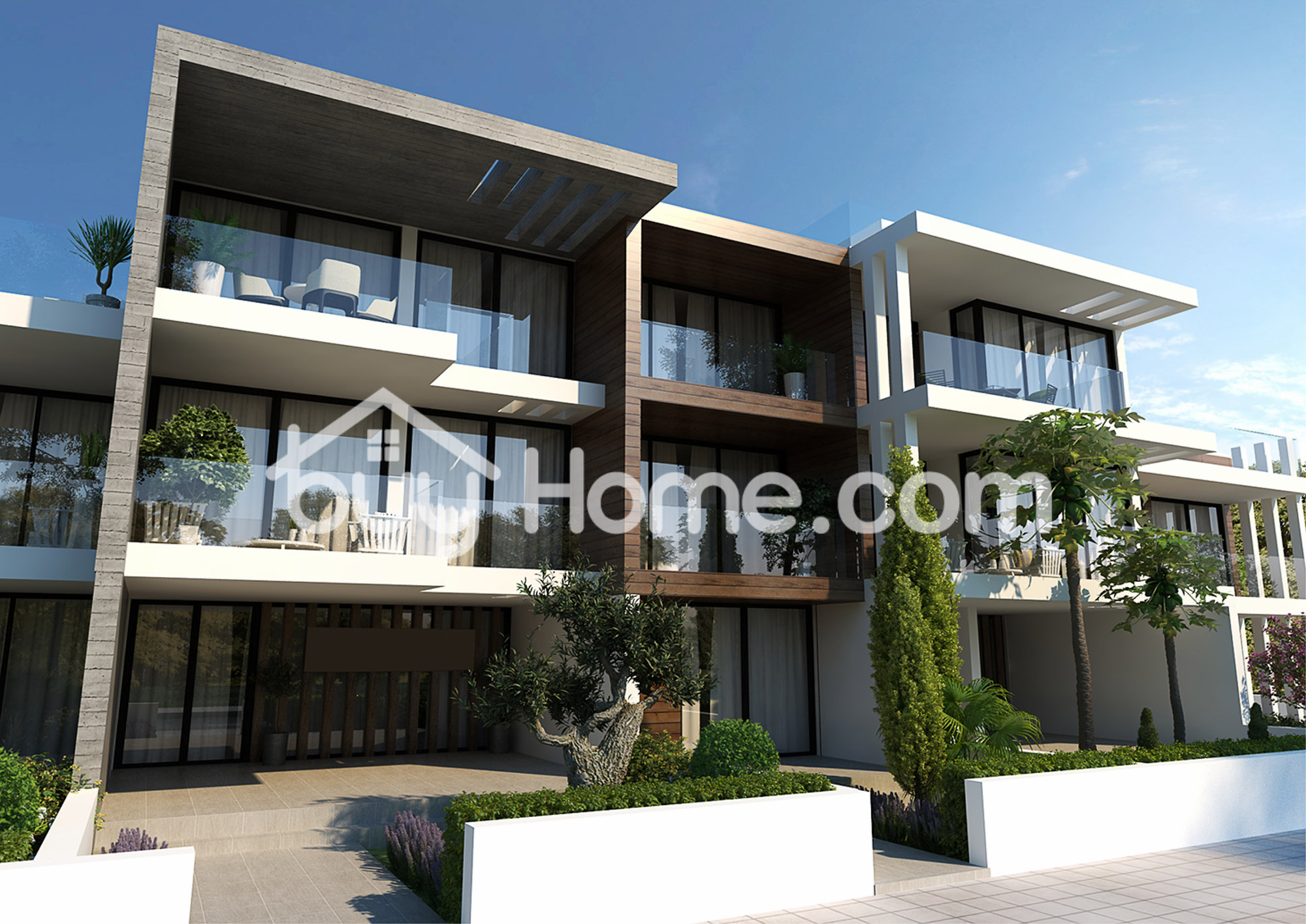 2 BDR Ground floor apartment | BuyHome