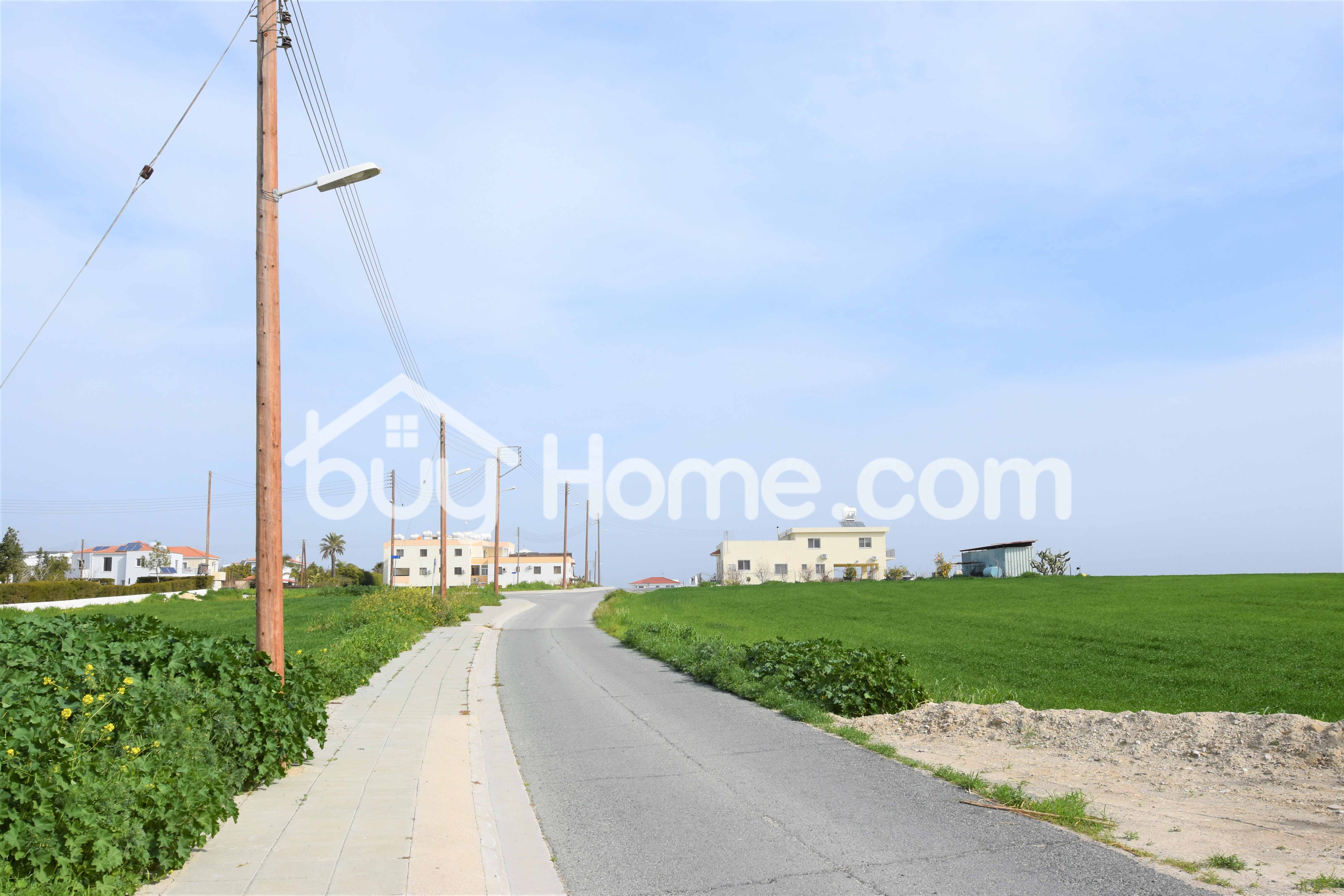 Plots in Livadia | BuyHome