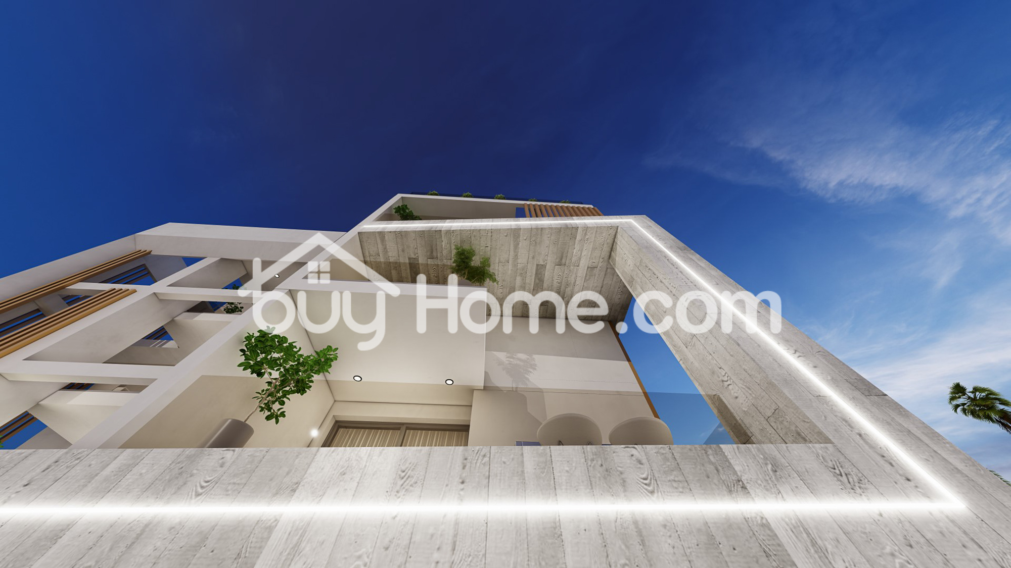 2 BDR Ap with roof garden | BuyHome