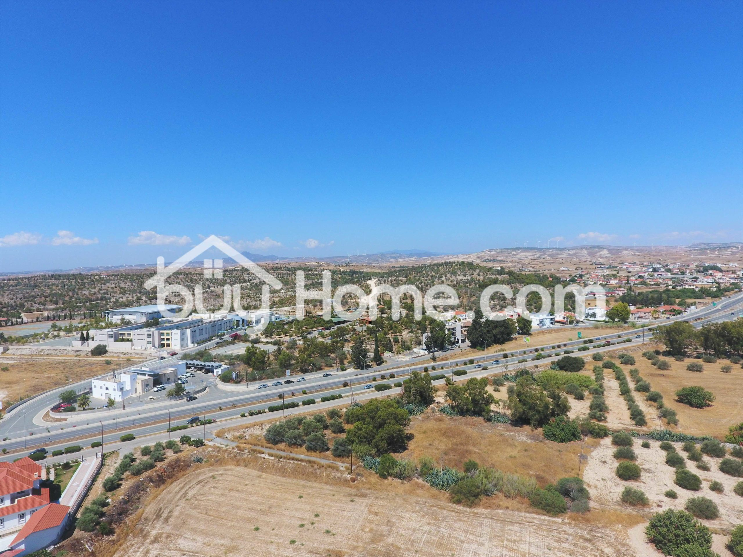 Plot Under Division 1,217 m2 | BuyHome