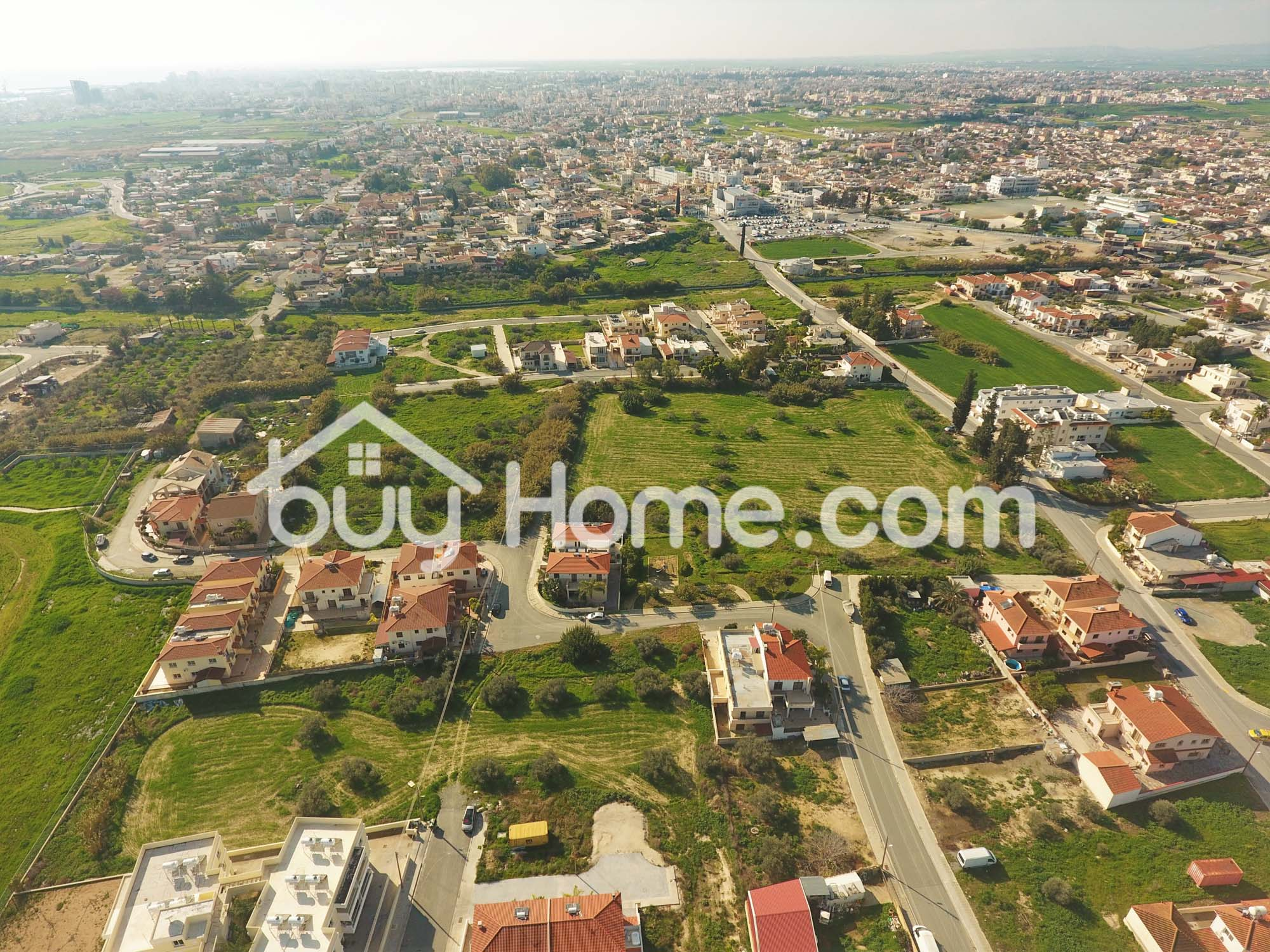 Commercial Plot Livadia 981 m2 | BuyHome