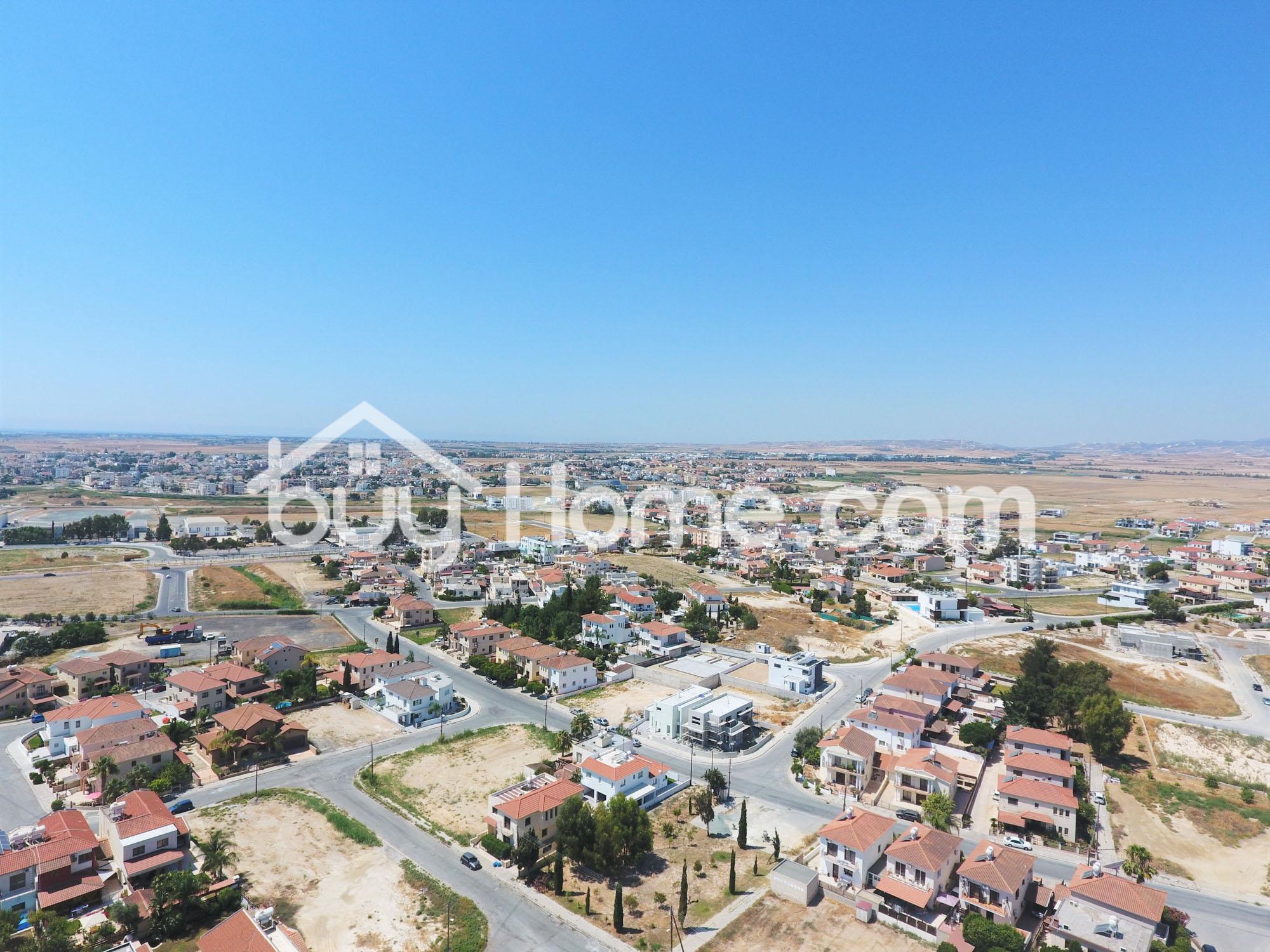 Prime Location Land Vergina Area | BuyHome